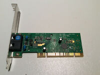 56K fax modem PCI card