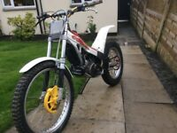 Montesa 315r trials bike