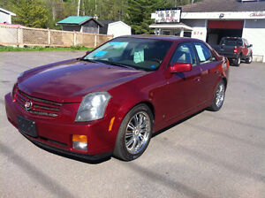2006 CADILLAC CTS, FULLY LOADED, LEATHER, 832-9000 OR 639-5000