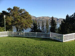 Peachland semi waterfront family home for sale