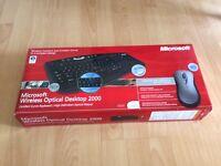 Microsoft Wireless Optical Desktop 2000