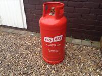 Flo gas bottle 19kg empty