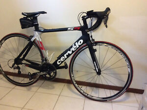 2014 Cervelo S5 54cm with ultegra components