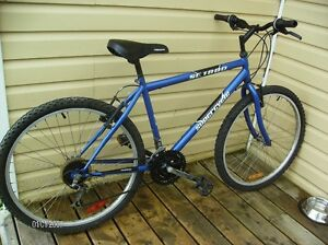26 inches wheel 18 speed  $65.00