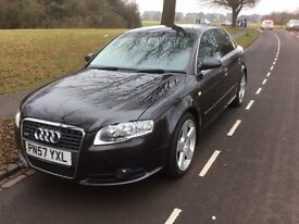 Audi A4 S Line in Great Condition 1 year MOT and Full Service history