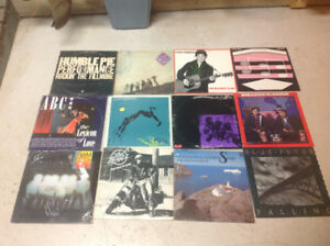 Rock record albums