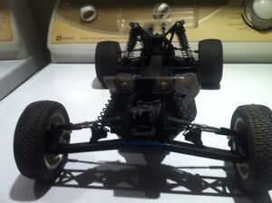 RC AE 1/10th 2wd  factory team rc10 B4.2 roller + parts for sale