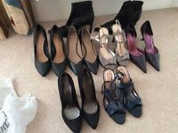 Job lot of shoes/boots size UK5