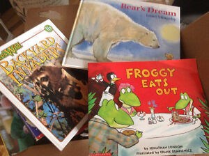 Box of 32 books children and young adult mixture $15.00