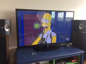 50 inch lg plasma 1080p - shuts off and on when it gets warm