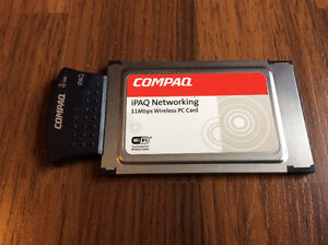 Compaq Wireless Network Card