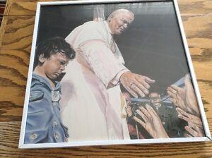 "John Paul II  ""Reaching Out"" Denver 1993 Gatineau Ottawa / Gatineau Area image 2"