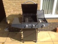 Gas BBQ Set - Clean and good quality. Used twice.