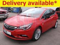 2016 Vauxhall Astra Elite Turbo 1.4 DAMAGED REPAIRABLE SALVAGE
