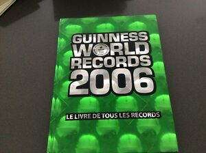 Records Guinness 2006
