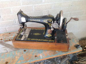 Wanted Serger Sewing machine