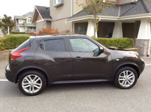 2013 Nissan Juke SL AWD Fully Loaded/Great Condition