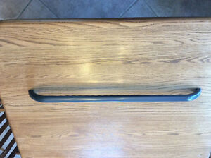 Frigidaire Range/Stove/Oven Door Handle - Black/Grey.