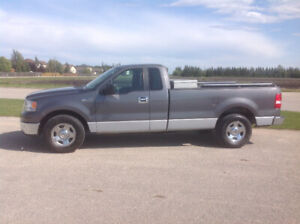 2007 Ford F-150, Reg cab, 2 wd,  Safetied, only 100,000 k's