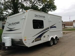 2012 JAYCO Jay Feather Ultra Lite X18D Campbell River Comox Valley Area image 1