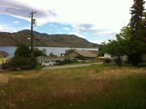 Beautiful Lake  View Lot for Sale in Okanagan Falls