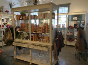 Large Display Case / Shelving Unit for Home or Retail Use