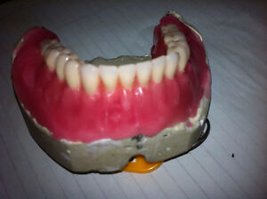DENTURES AT HOME,HOSPITAL OR OLD AGE FACILITY