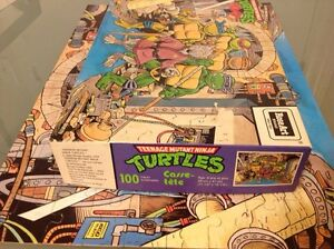 Teenage mutant ninja turtles vintage puzzle Windsor Region Ontario image 7