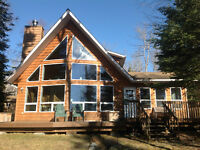 Beach Front Cottage for Sale, East Side of Lake Winnipeg