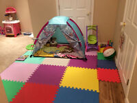 Home child care.