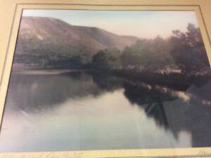 Vintage MacAskill photograph, Hills of North Cape Breton