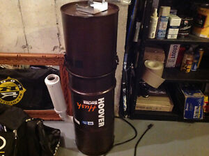 Hoover Hush Central vac