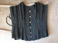 Burleska quality body corset, brand new with tags