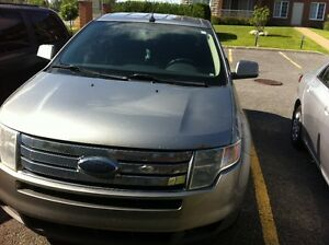 Ford Edge SUV, Crossover, 2008