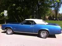 Classic 1971 Cougar Convertible for sale - Conditionally SOLD!