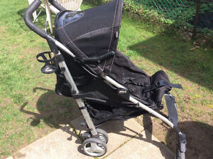 $50 Firm Light Weight Chicco RECLINING Stroller CLEAN