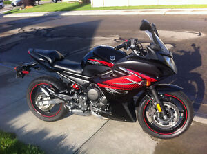 2012 FZ6R Get ready for the season now