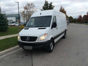 2011 Mercedes Sprinter, 3.0 V6. Certified, Very Good Condition!