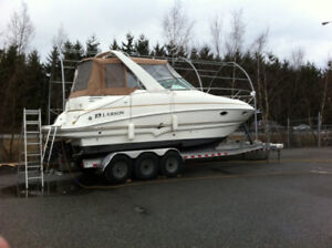 2005 Larson 274 Boat immaculate & low hours $50,000