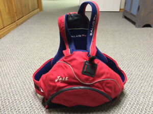 Whitewater Salus Jazz freestyle PFD