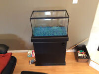 Fish tank and acc