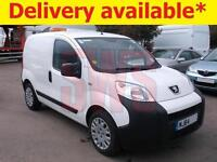 2014 Peugeot Bipper Professional HDi 1.2 DAMAGED REPAIRABLE SALVAGE