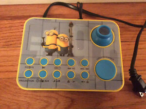 Brand new despicable me projection clock radio Kitchener / Waterloo Kitchener Area image 2