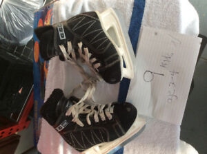 CCM power line hockey skates. Size 9, 11 and 13.