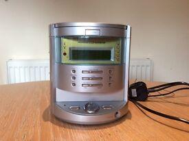 Goodmans Alarm Clock Radio CD Player