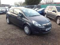 2013 VAUXHALL CORSA 1.2 S 3dr [AC] automatic