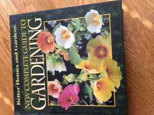 Gardening and Plant Books