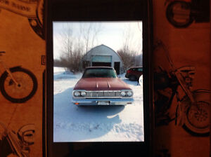 Rambler Classic runs good Alberta registered antique insured