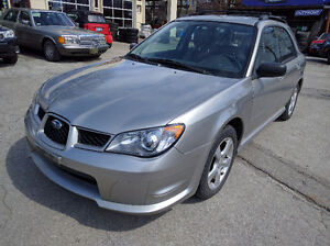 2006 Subaru Impreza Sport Wagon 5Spd Manual