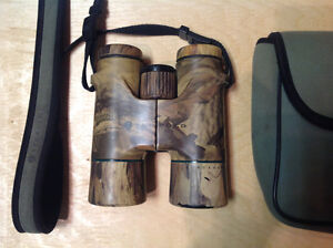 Leupold binoculars & Simmons spotting scope